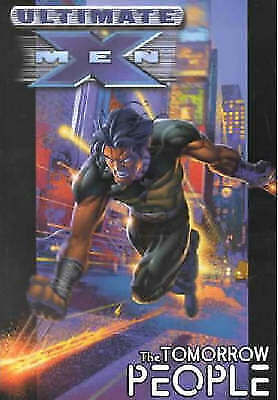 Ultimate X-men Vol.1: The Tomorrow People by Marvel Comics (Paperback, 2001)