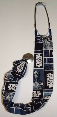 Star Wars Squares Stethoscope Cover/Scope Coat