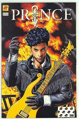 Prince Alter Ego (1991) #1 NM- 9.2 Third Printing