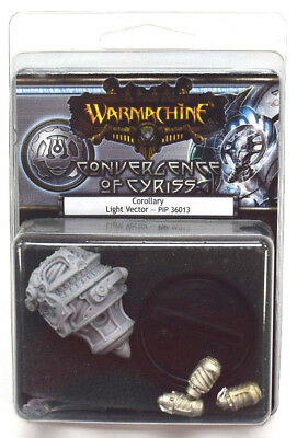 Warmachine Convergence of Cyriss Corollary Light Vector PIP 36013