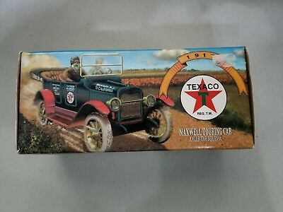 Ertl Collectibles Texaco 1917 Maxwell Touring Car Collector Series 14 New in box