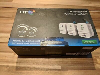 bt wifi extender 600 multi kit