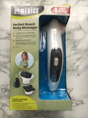 Homedics Perfect Reach Body Massager. New Boxed Gift
