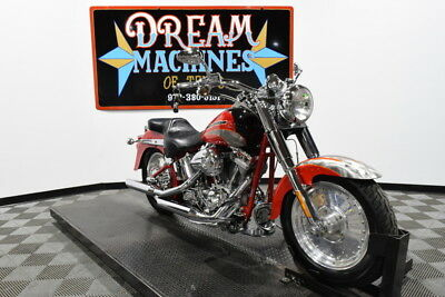 FLSTFSE - Screamin Eagle Fat Boy CVO -- Dream Machines of Texas 2005 Harley-Davidson FLSTFSE - Screamin Eagle Fat Boy CV