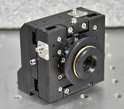 Siskiyou High Precision 3-Axis Lens Positioner OTX.5-3 M Upgraded LP-05-XYZ