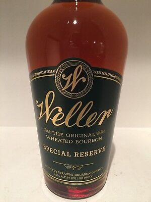 W.L. Weller Special Reserve Bourbon - Pappy Van Winkle Stagg Buffalo Trace