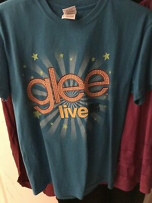 Glee Tour Tshirt 2011 [mens s)