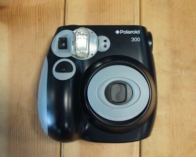 Polaroid Instant Camera Black 300