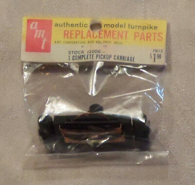 AMT Pickup Carriage - stock # 1006 - part for Authentic Model Turnpike slot cars
