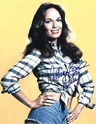 Catherine Bach The Dukes Of Hazzard Autographed 8.5 x 11 Photo