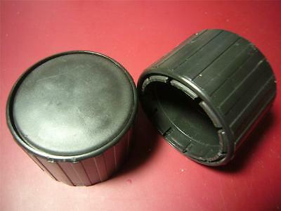 """Total Gym ROLLING Wheel Caps Pair Cover 2"""" ID ."""