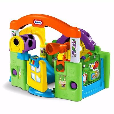 Toddler Activity Center Playset Interactive 6+ Months Educational Baby Learning