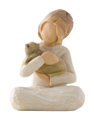Willow Tree Kindness Girl Figurine by Susan Lordi Family Statue Ornament Doll