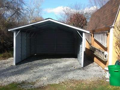 SPECIAL OFFER Get started on yours today!!! Get a frame carport 18x21x7 carport