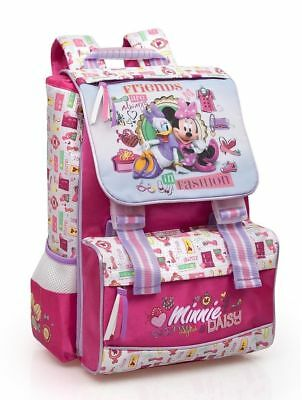 Zaino Estensibile Disney Minnie & Daisy Prodotto Originale