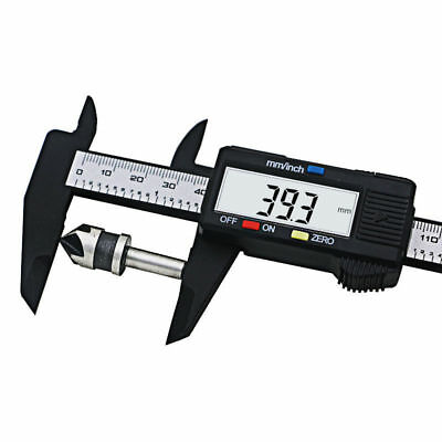 6'' 150mm LCD Digital Vernier Caliper Micrometer Measure Gauge Ruler Electronic