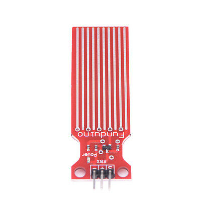 Rain Water Sensor Liquid Level Sensor Module Depth of Detection for Arduino H&T