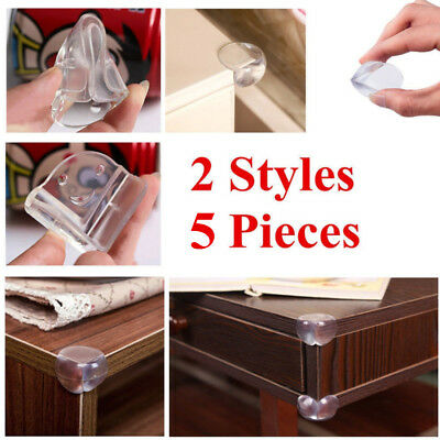 Table Desk Corner Edge Protector Guard Soft Safety Cover Baby Child Cushion