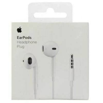 New OEM Apple Earpods W/ Remote & Mic For iPhone 6S 6 Plus 5SE 5C 5