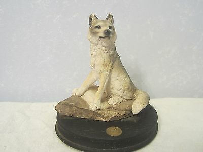 "6""  Grey Wolf Figurine Sculpture Earth Home from United Design"