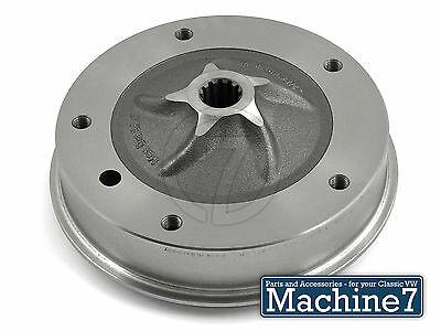 Classic VW Beetle Rear Brake Drum Hub Wide-5 Conversion 5x205 Bug Ghia 1968-79