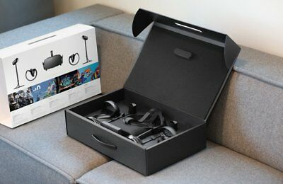Oculus Rift Virtual Reality Headset and Touch Controllers Bundle