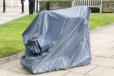 Extra Large Mobility Scooter Cover,  Waterproof,  top quality. New (grey)