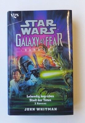 Star Wars - Galaxy of Fear (Vgs, B.) Nr. 1-6 kpl. (Doppelbände) (Z1)