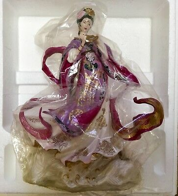 The Dragon Kings Daughter - Caroline Young - Franklin Mint -New In Box Very Rare