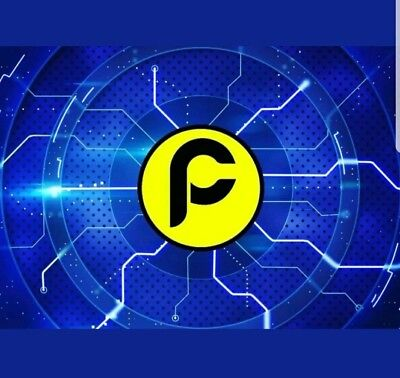 PACCOIN 1 Million PAC Coins Cryptocurrency Alt Coin-Deliver Fast To Your Wallet