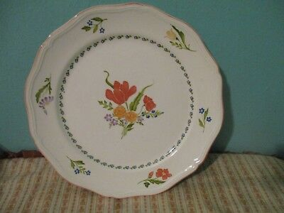 vintage  SANGO Country French dinner plate Dijon 3903