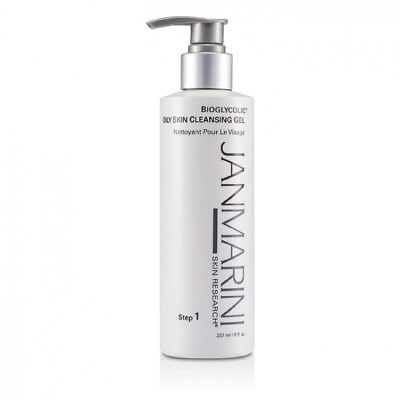 Jan Marini Bioglycolic Oily Skin Cleansing Gel 8 oz