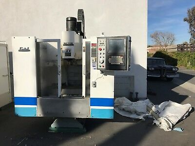 Fadal  2016L 7500 Rpm Cnc Milling Center