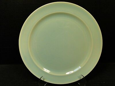 """Taylor Smith Taylor Luray Pastels Green Dinner Plate 10"""" EXCELLENT"""