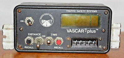 Vascar Plus Traffic Safety Systems Speed Computer for Radar Detectors