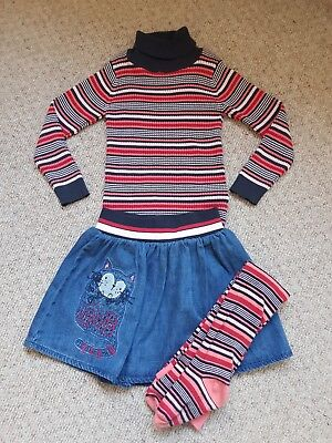 NEXT girls outfit age 3-4 years