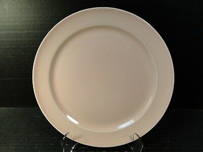 """Taylor Smith Taylor Luray Pastels Pink Dinner Plate 10"""""""