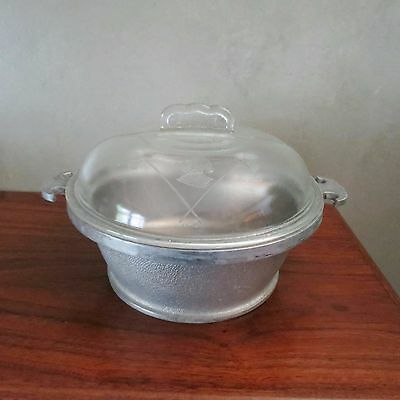 Guardian Service Casserole Tureen 2 1/2 quart with Glass Cover
