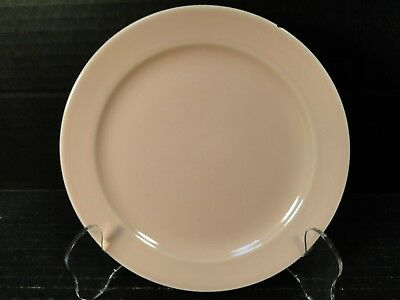 """Taylor Smith Taylor Luray Pastels Pink Bread Plate 6 1/2"""""""