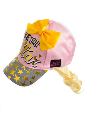 Jojo Siwa Girls' Baseball Cap with Ponytail