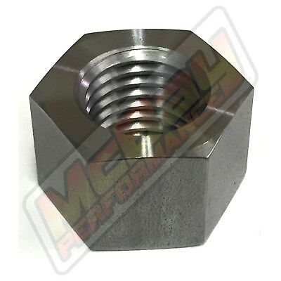 "1"" Arbor Replacement Nut Hunter Accuturn Brake Lathe BL500 BL501 BL505 Series"