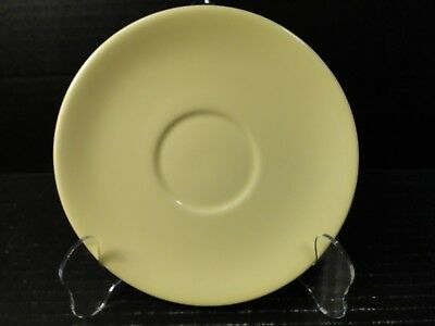 """Taylor Smith Taylor Luray Pastels Yellow Saucer 6"""" EXCELLENT"""
