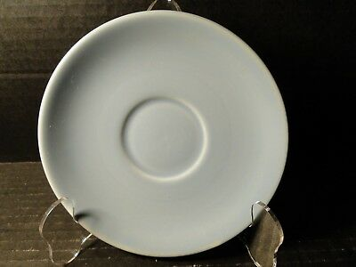 """Taylor Smith Taylor Luray Pastels Blue Saucer 6"""" EXCELLENT"""
