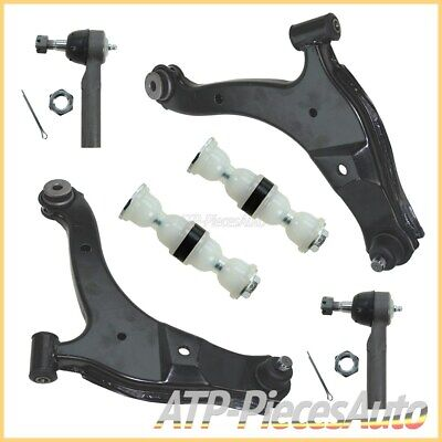 Kit Bras De Suspension + Biellette + Rotule Avant Chrysler Pt Cruiser
