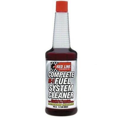 Red Line 60103 SI-1 Complete Fuel System Cleaner 15oz (2 Pack)