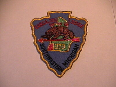 OA  Lodge 373 Carcajou A3b patch