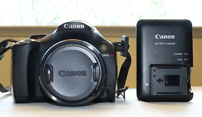 Canon PowerShot SX40 HS Digital Camera 14896-11