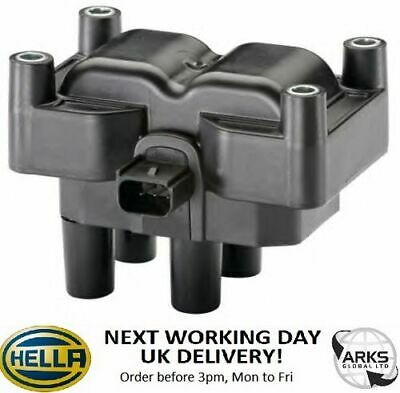 HELLA Ignition Coil - 5DA193175-791 (Next Working Day to UK)