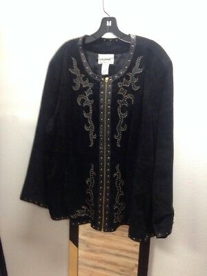 Linea By Louis Dell'Olio Jacket Size 3X