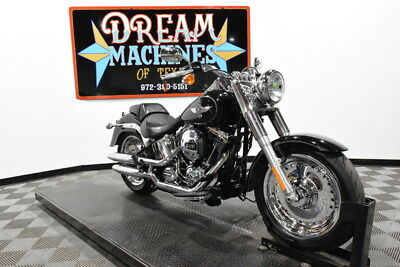 FLSTF - Softail Fat Boy -- Dream Machines of Texas 2016 Harley-Davidson FLSTF - Softail Fat Boy  20083 Mile